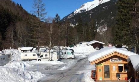 Location de chalet individuel pour 6 personnes pendant les vacances de Février aux Contamines-Montjoie