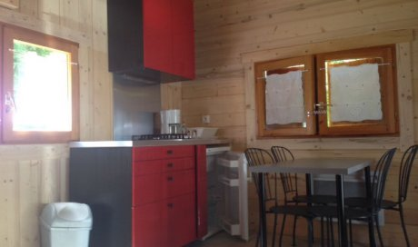 Location Chalet Trappeur